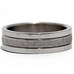 Cincin Unisex One Stripe Ring