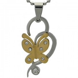 Kalung Animalia Butterfly Art