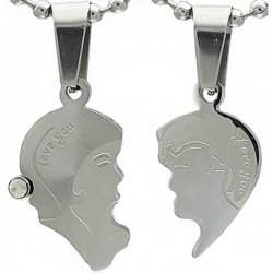 Kalung Couple Silua