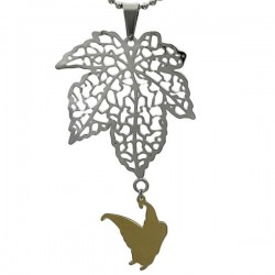 Kalung Big Leaf
