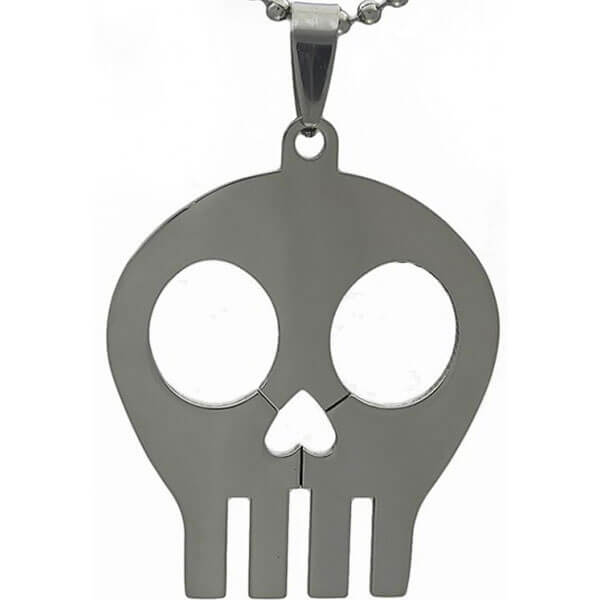Kalung Gothic Skull