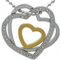 Kalung Combination Love