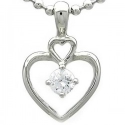 Kalung Love Diamond