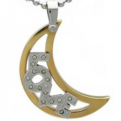 Kalung Love Moon