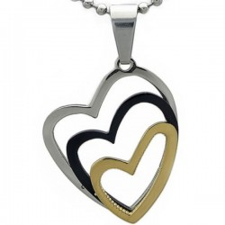 Kalung Trio Color Love