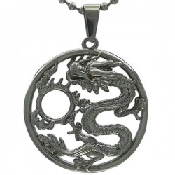 Kalung Naga Chinese Dragon