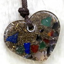 Kalung Orgonite Love