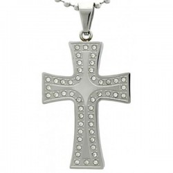 Kalung Salib Shining Cross