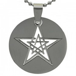 Kalung Fig Pentagram